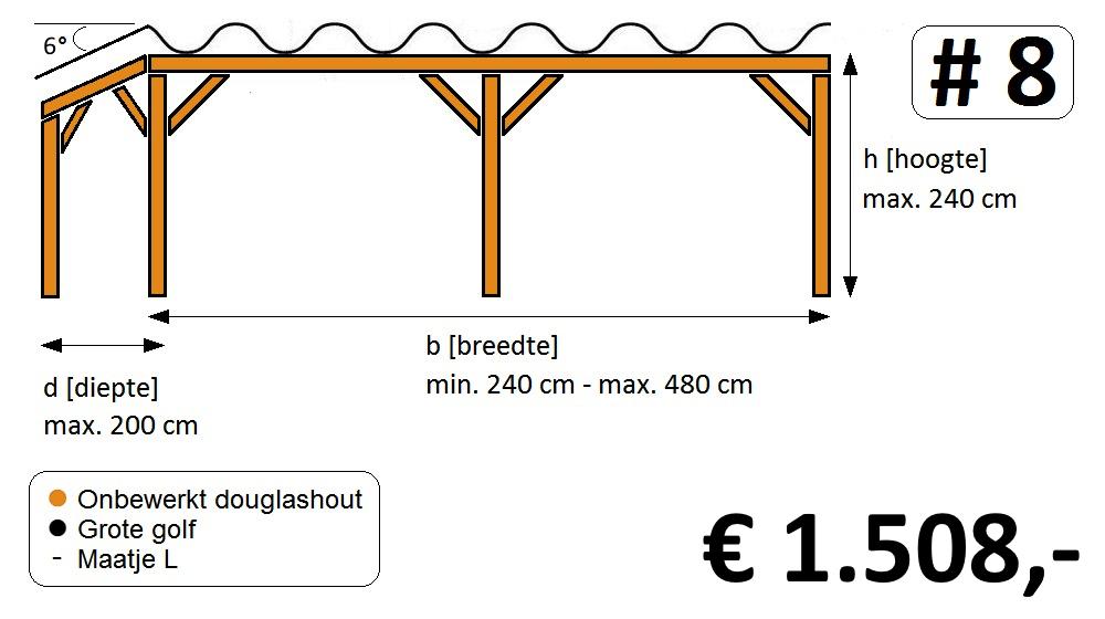 woody-woody fietsenhokken prijs versie 8